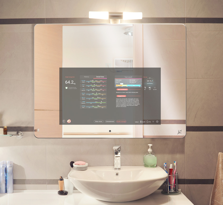 Allview SMART Mirror